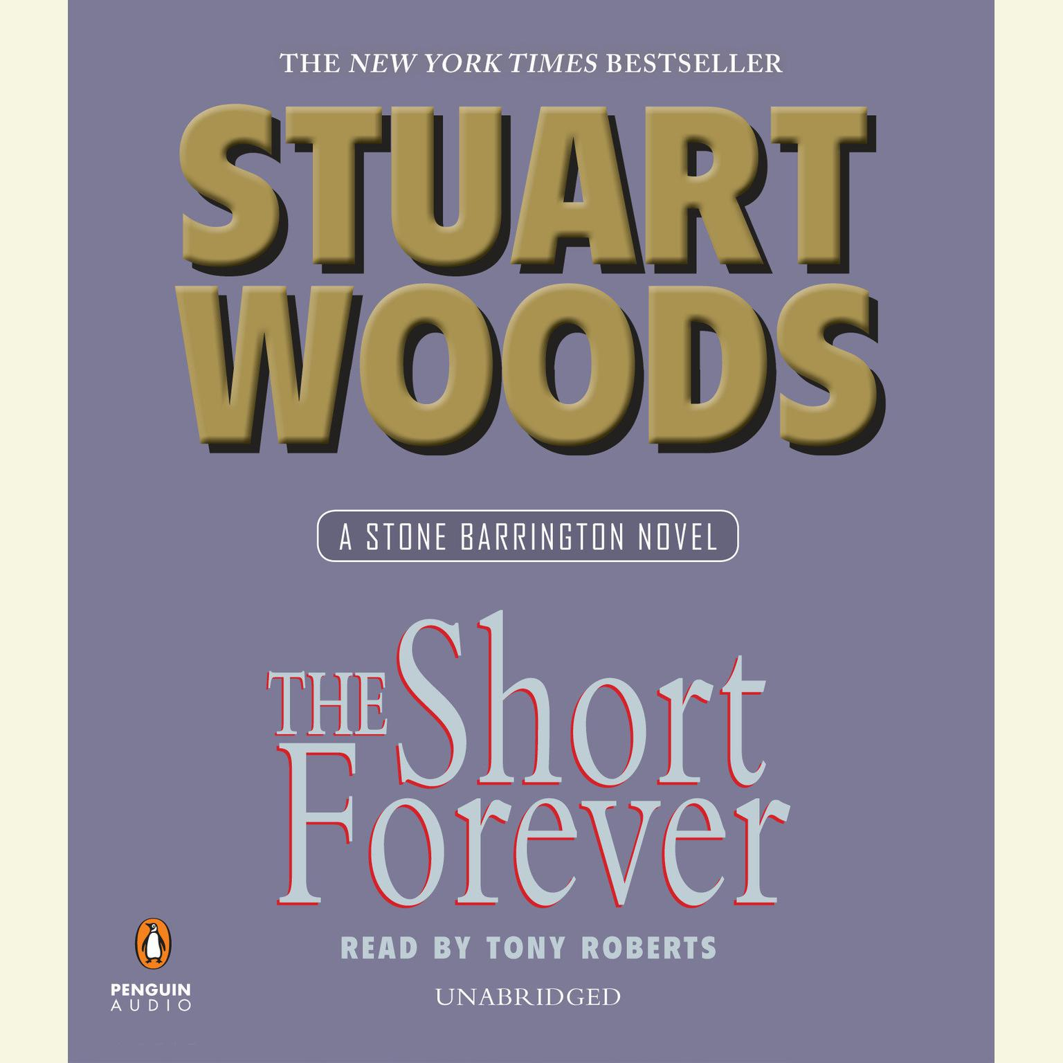 Printable The Short Forever Audiobook Cover Art