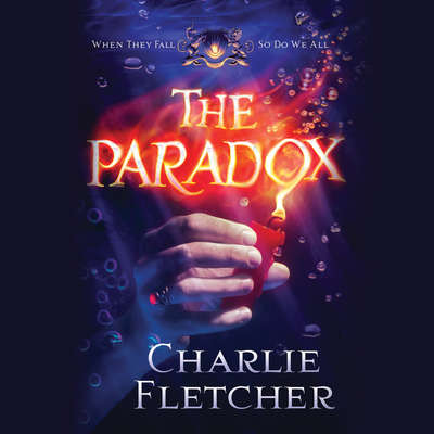 The Paradox Audiobook, by Charlie Fletcher