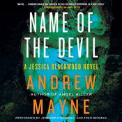 Name of the Devil: A Jessica Blackwood Novel Audiobook, by Andrew Mayne