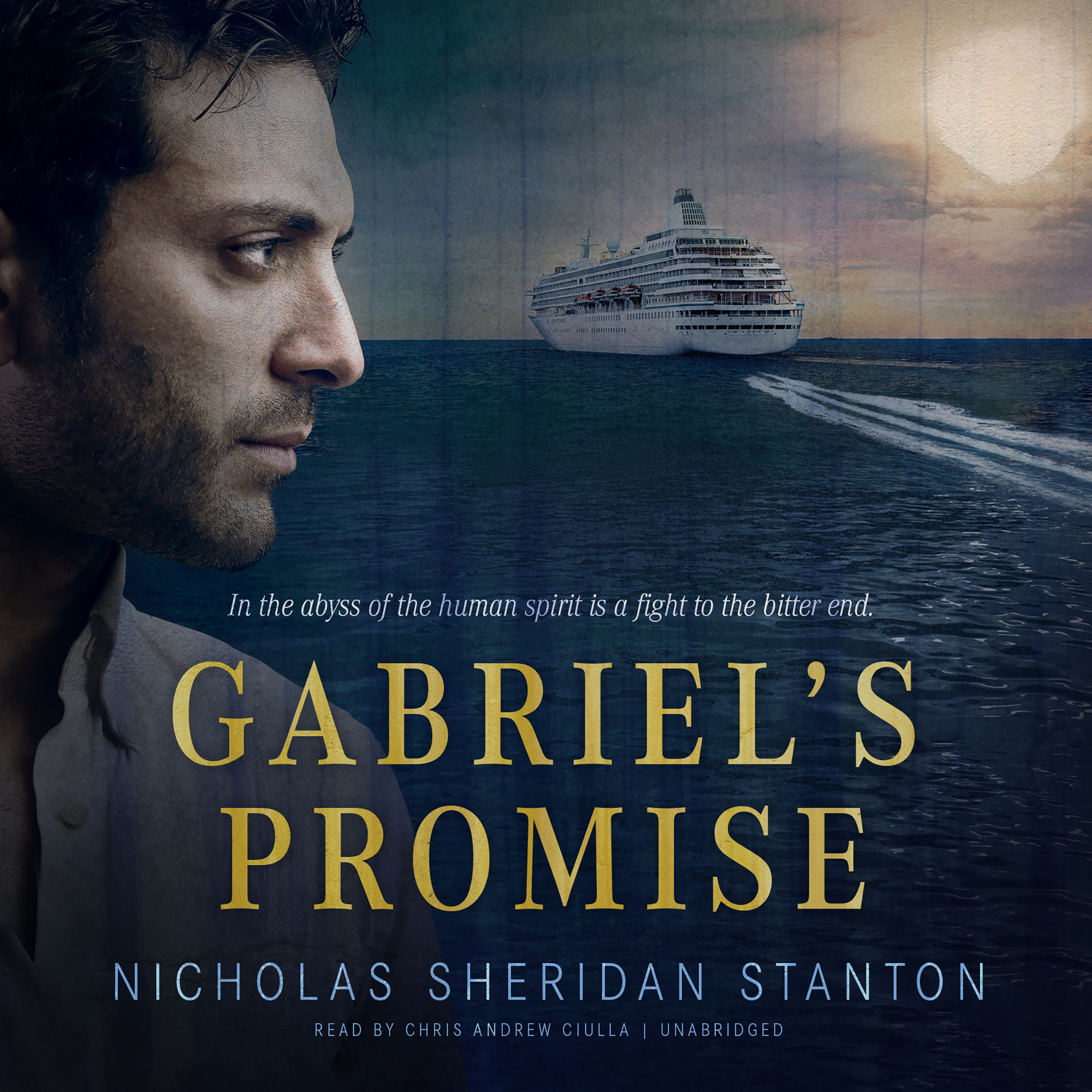 Printable Gabriel's Promise: A Novel Audiobook Cover Art