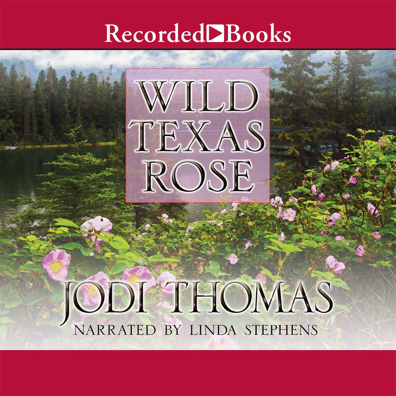 Printable Wild Texas Rose Audiobook Cover Art