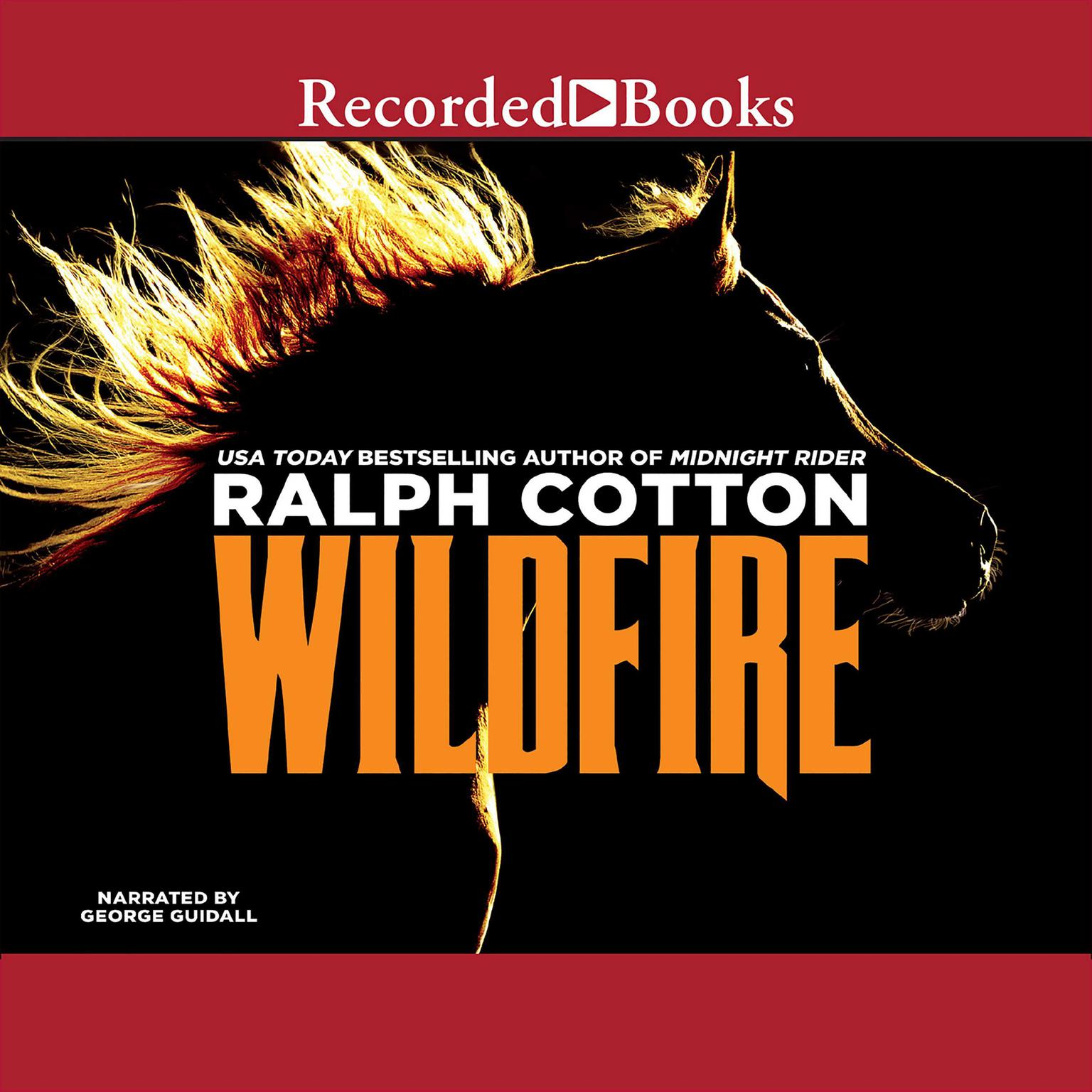 Printable Wildfire Audiobook Cover Art