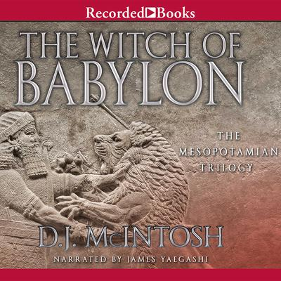 The Witch of Babylon Audiobook, by D. J. McIntosh