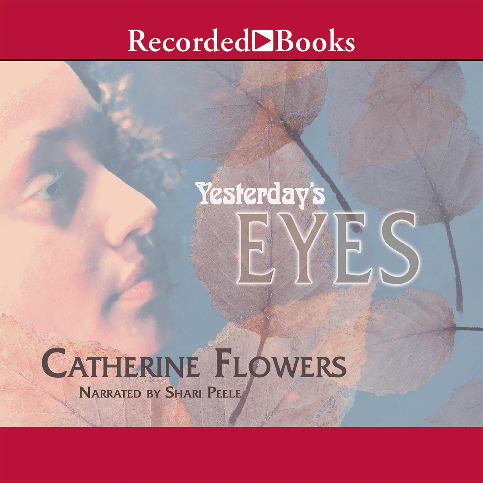 Printable Yesterday's Eyes Audiobook Cover Art