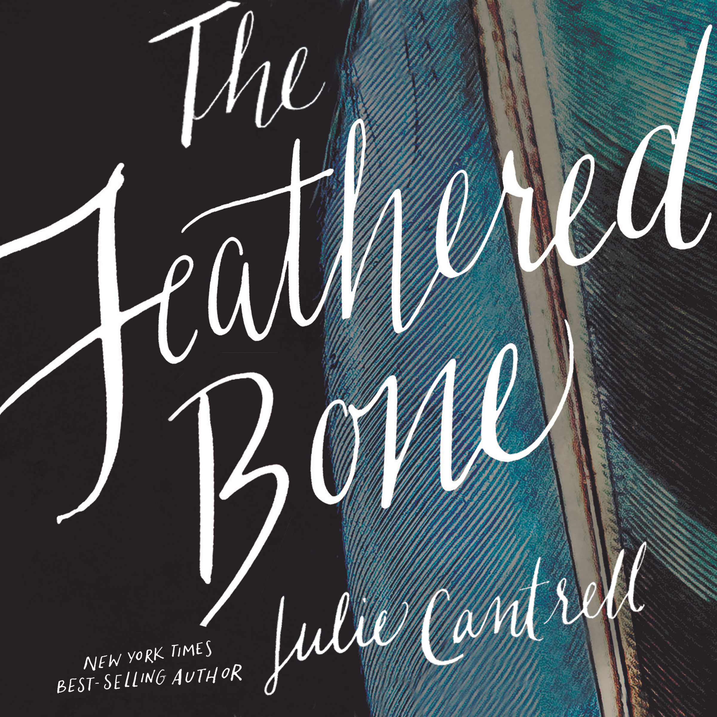 Printable The Feathered Bone Audiobook Cover Art
