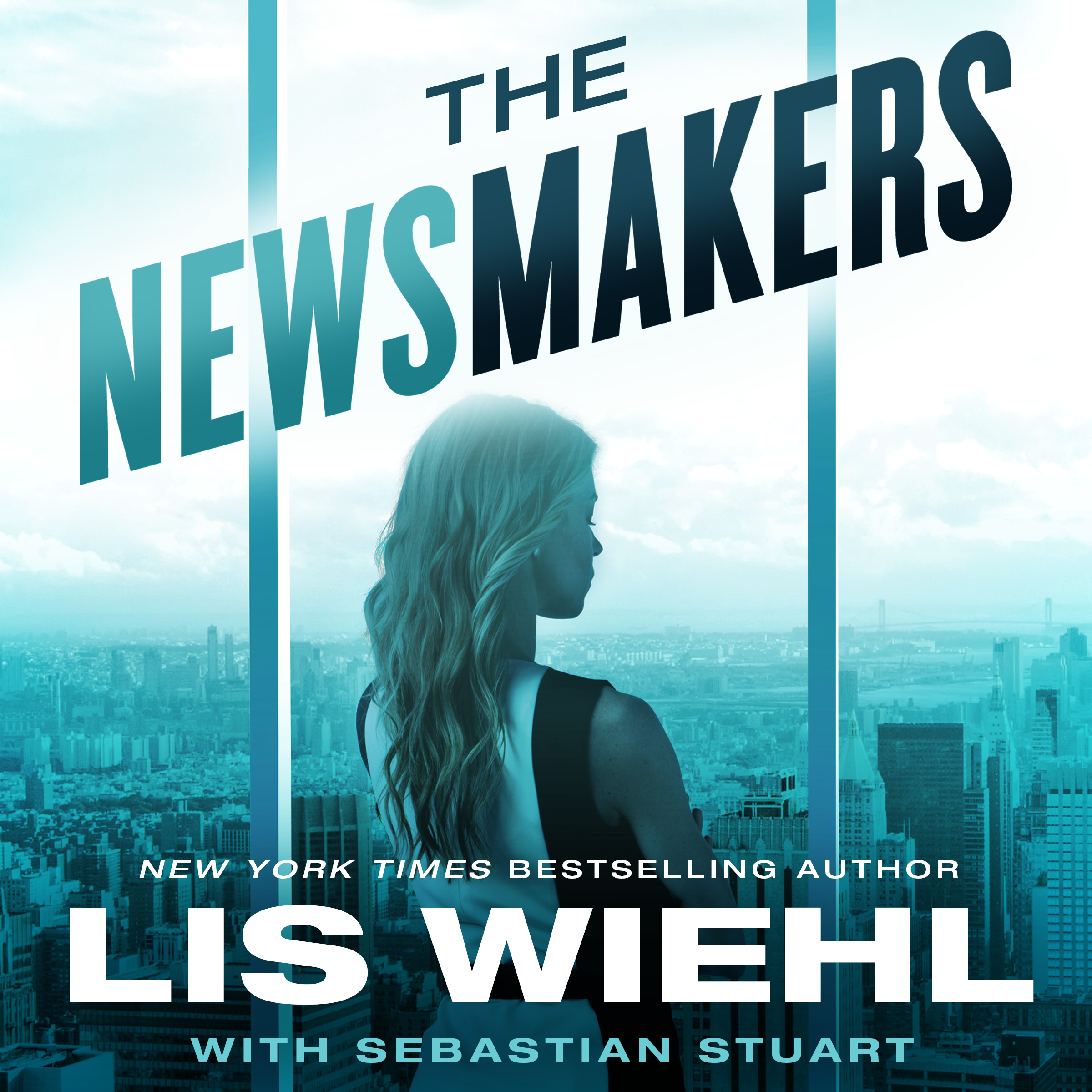 Printable The Newsmakers Audiobook Cover Art