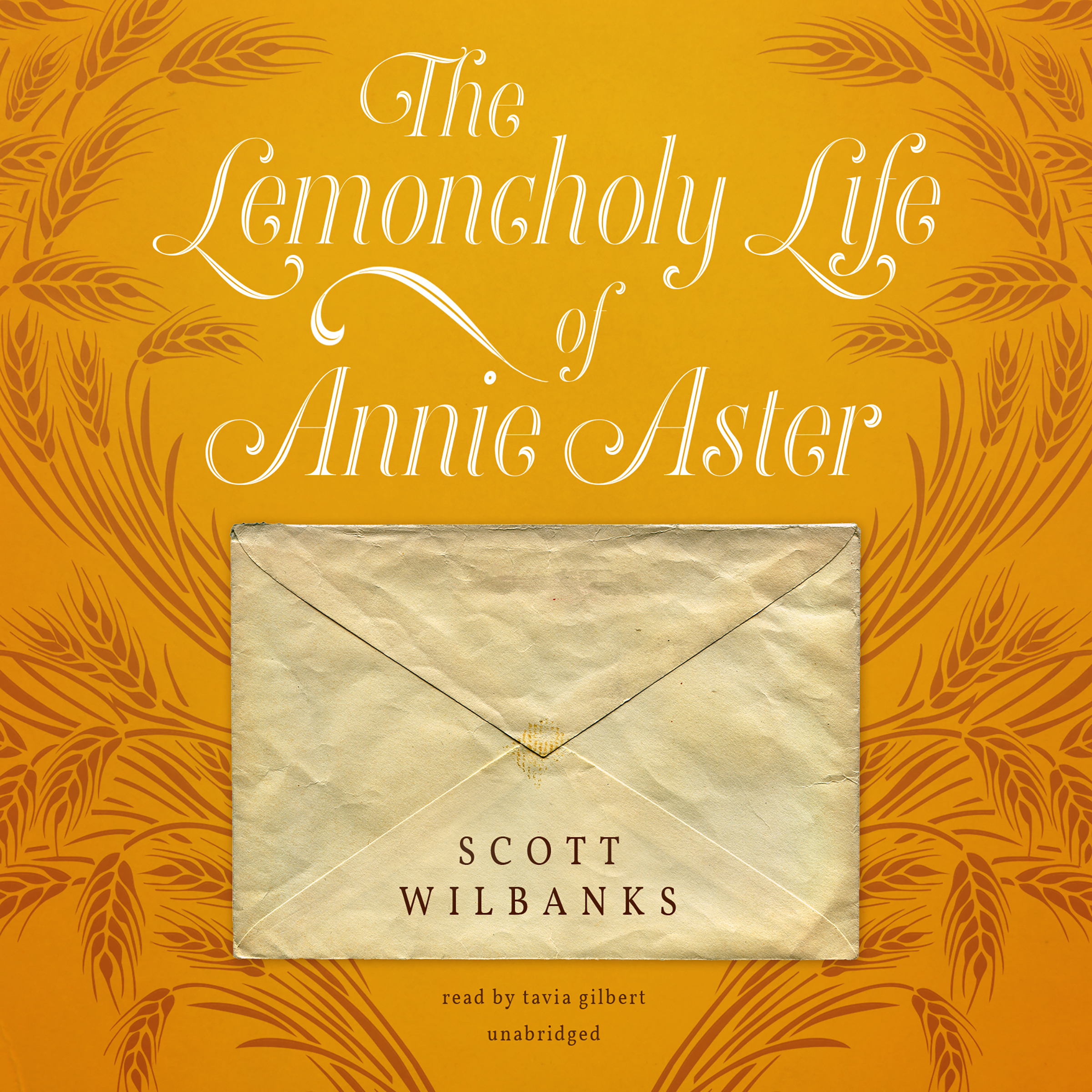 Printable The Lemoncholy Life of Annie Aster Audiobook Cover Art