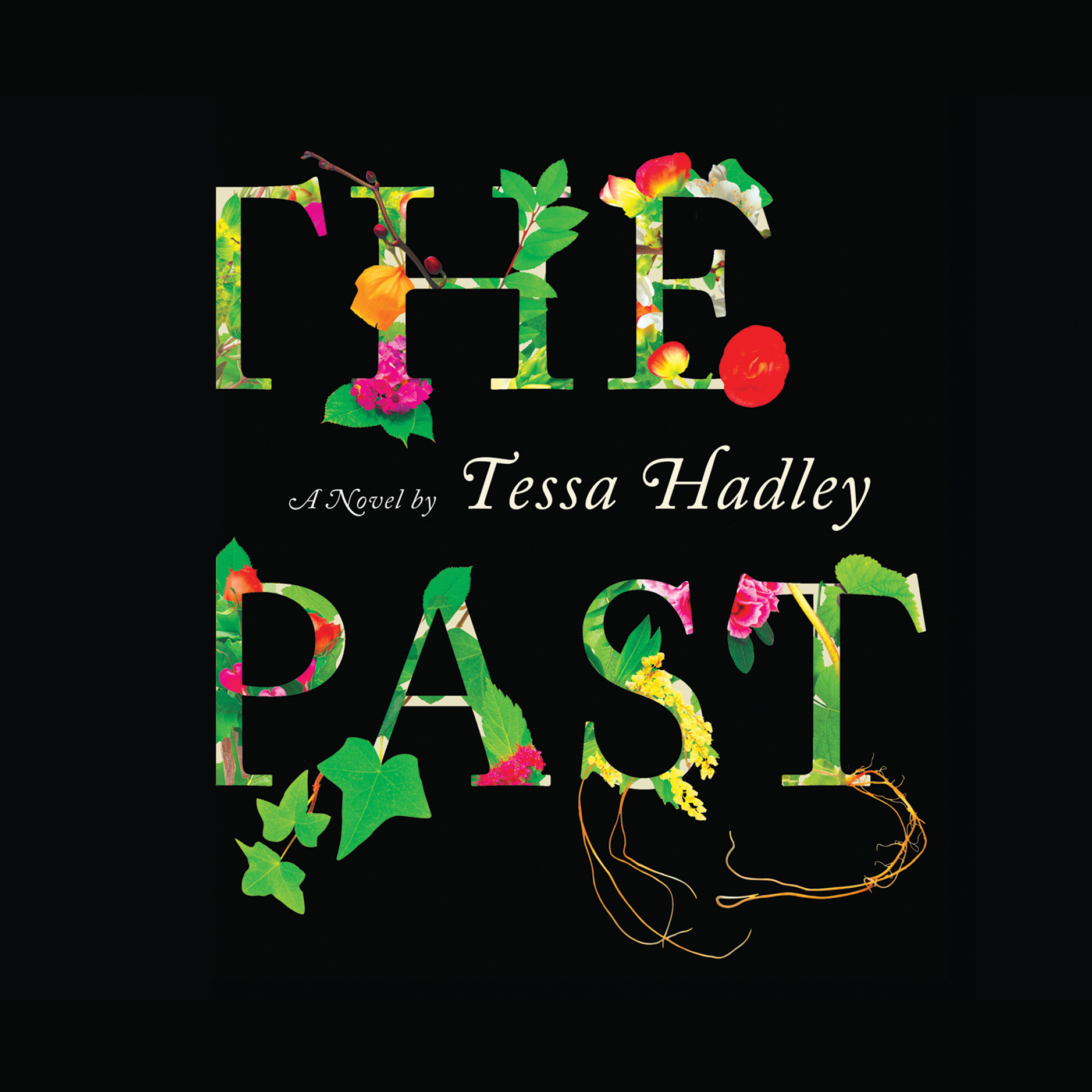 Printable The Past Audiobook Cover Art