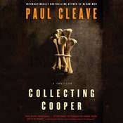 Collecting Cooper, by Paul Cleave