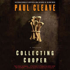 Collecting Cooper Audiobook, by Paul Cleave