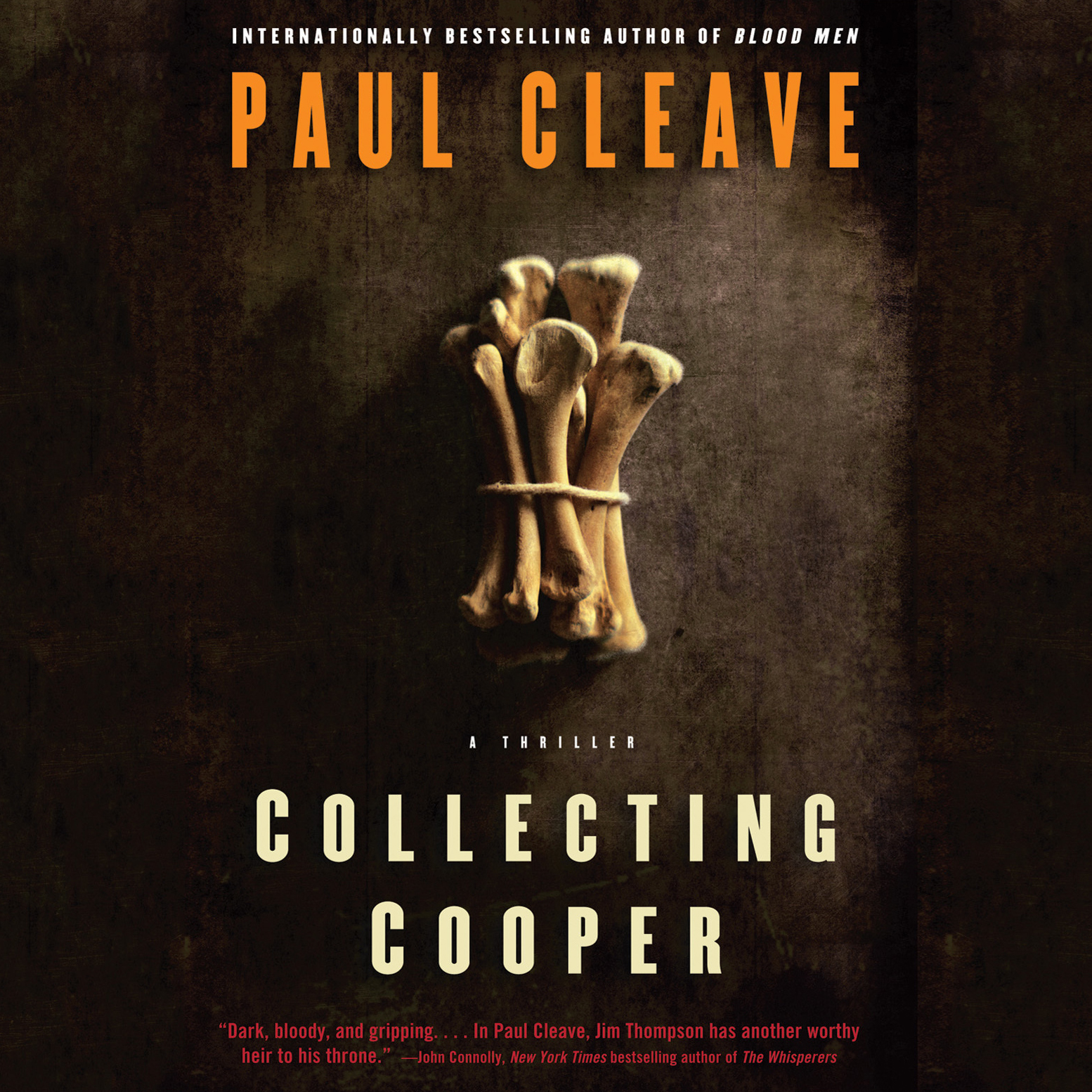 Printable Collecting Cooper Audiobook Cover Art