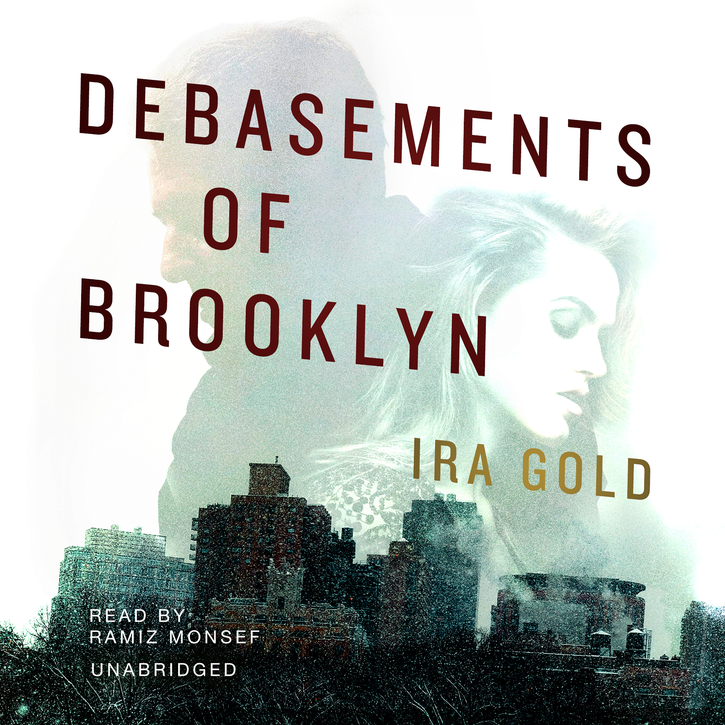 Printable Debasements of Brooklyn Audiobook Cover Art