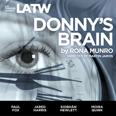Donny's Brain Audiobook, by Rona Munro