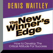 The New Winners Edge Audiobook, by Denis Waitley