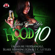 Girls from da Hood 10 Audiobook, by Treasure Hernandez, Blake Karrington, T. C. Littles