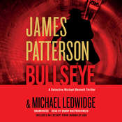 Bullseye Audiobook, by James Patterson