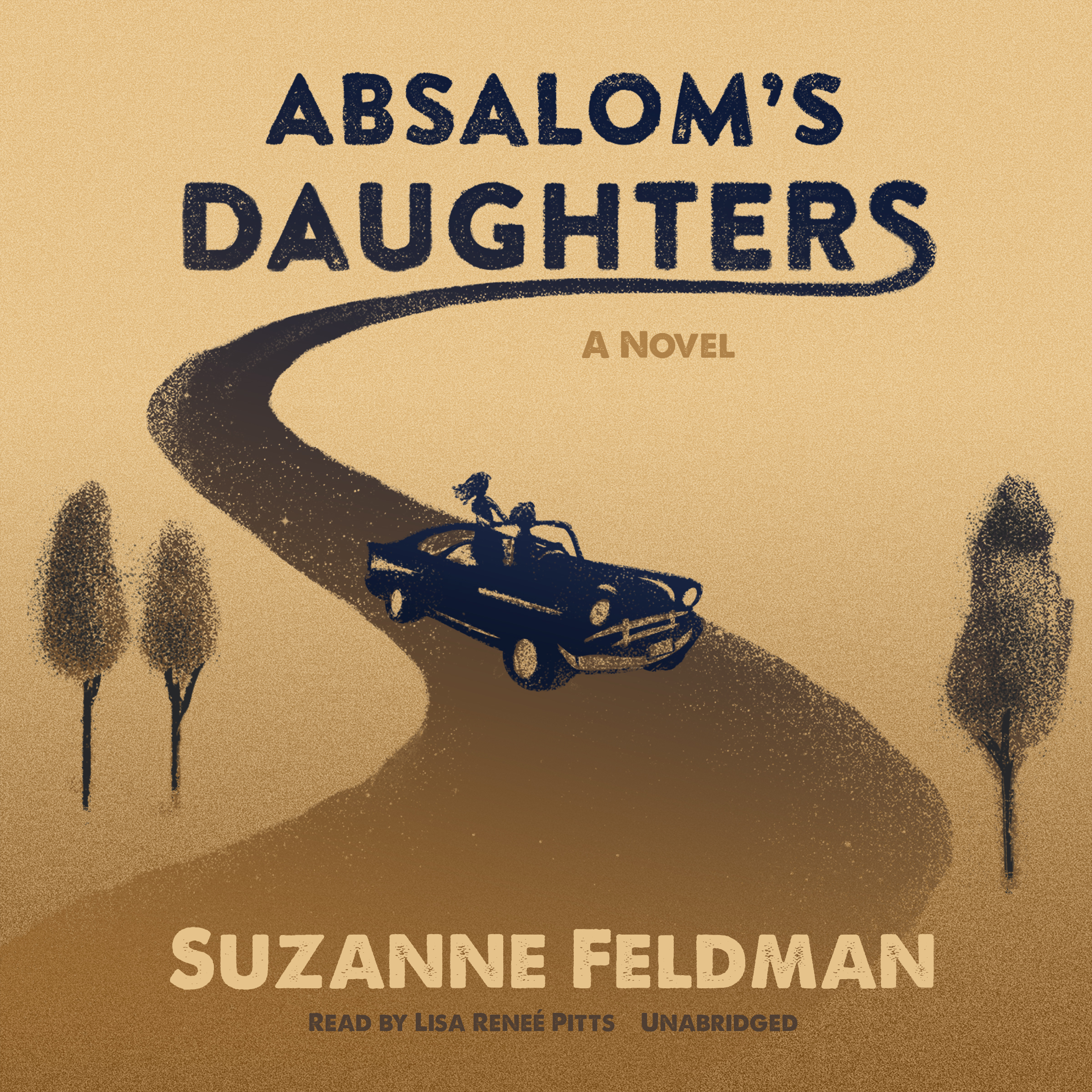 Printable Absalom's Daughters: A Novel Audiobook Cover Art