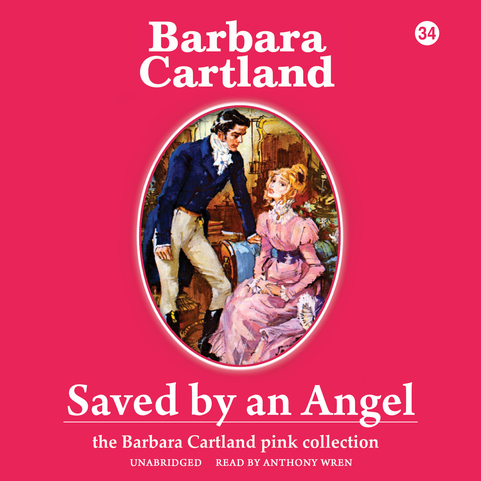 Printable Saved by an Angel Audiobook Cover Art
