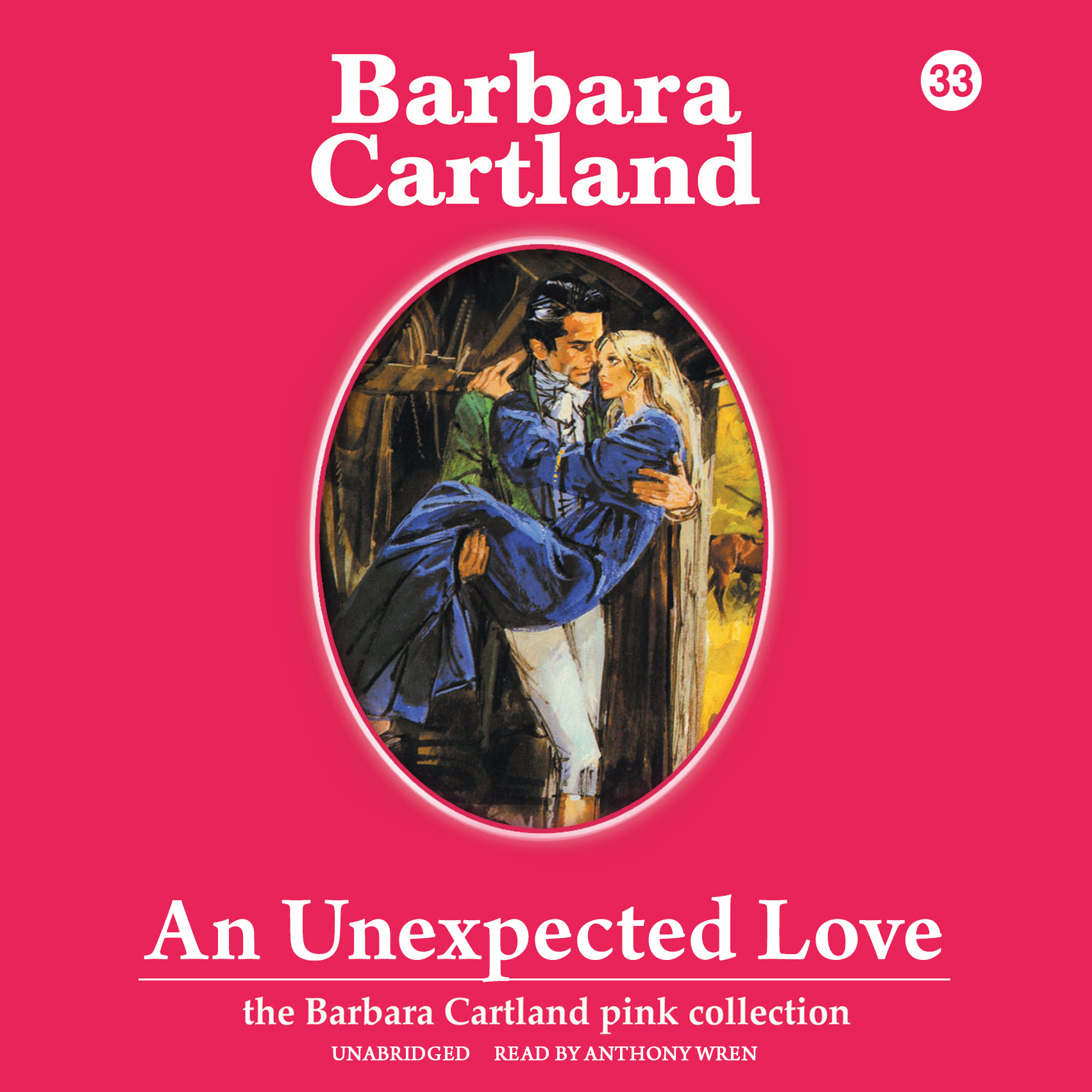 Printable An Unexpected Love Audiobook Cover Art