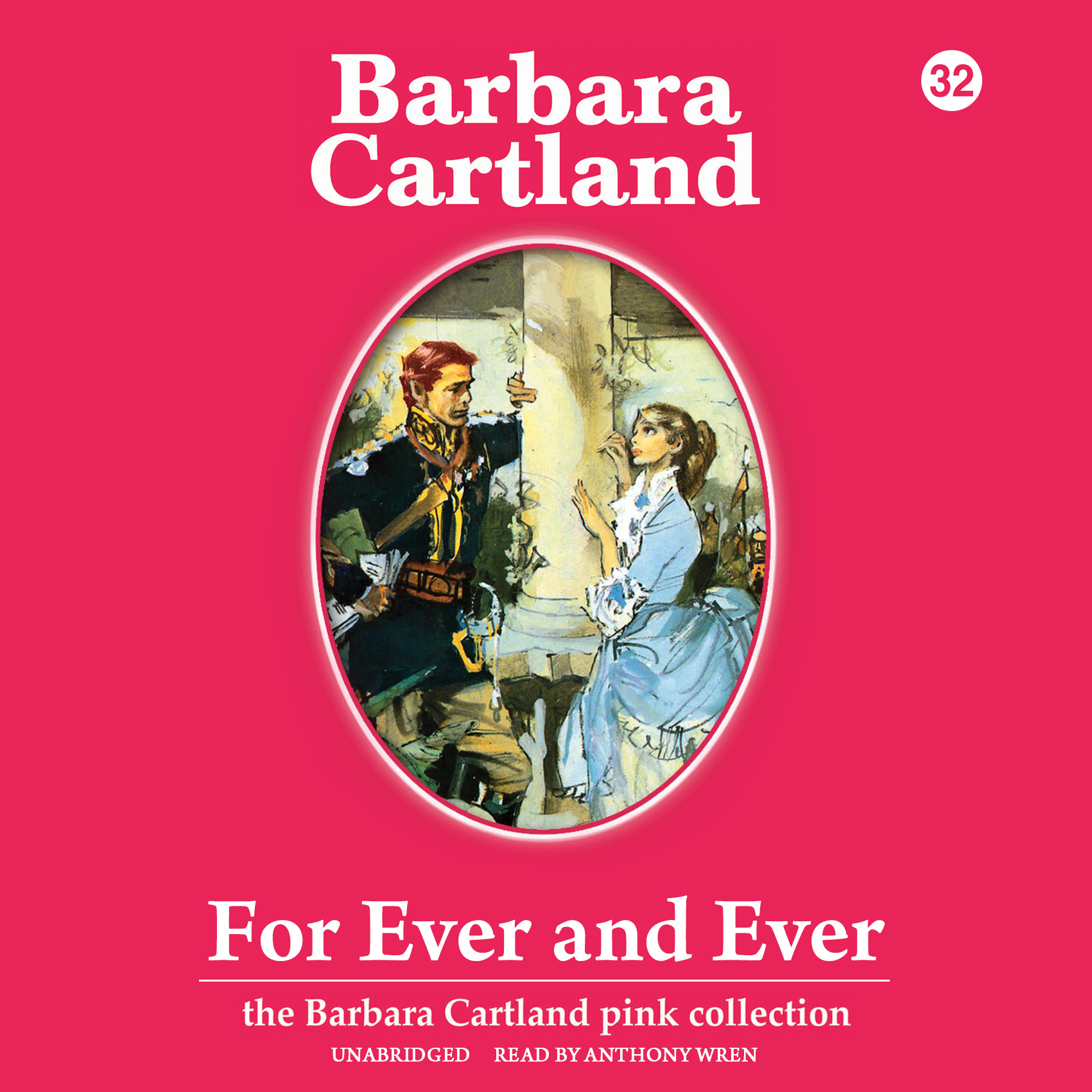 Printable For Ever and Ever Audiobook Cover Art