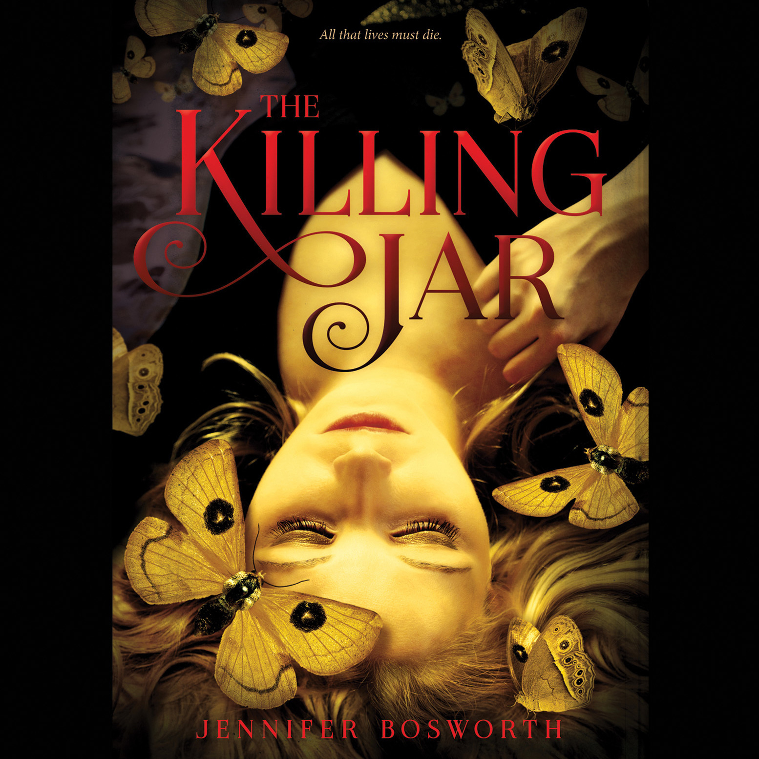 Printable The Killing Jar Audiobook Cover Art