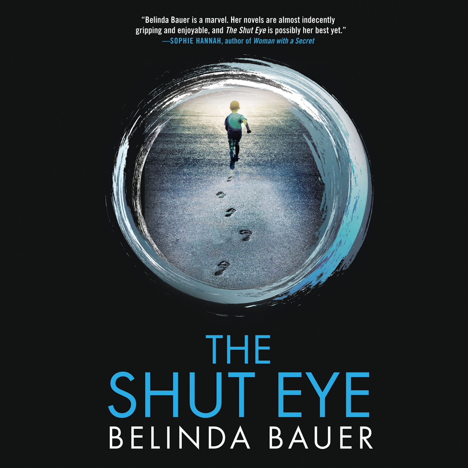 Printable The Shut Eye Audiobook Cover Art