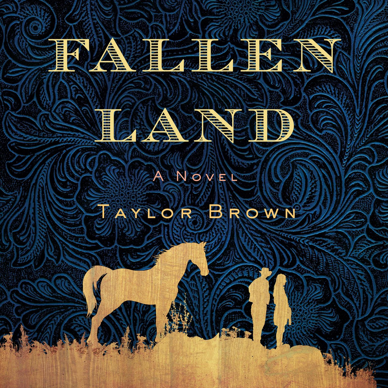 Printable Fallen Land: A Novel Audiobook Cover Art