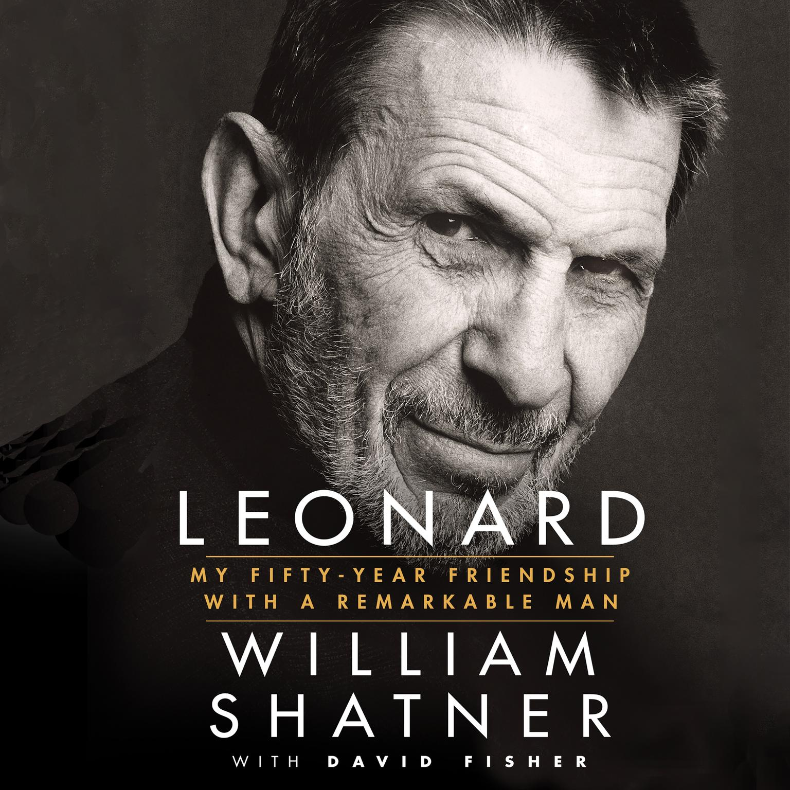 Printable Leonard: My Fifty-Year Friendship with a Remarkable Man Audiobook Cover Art