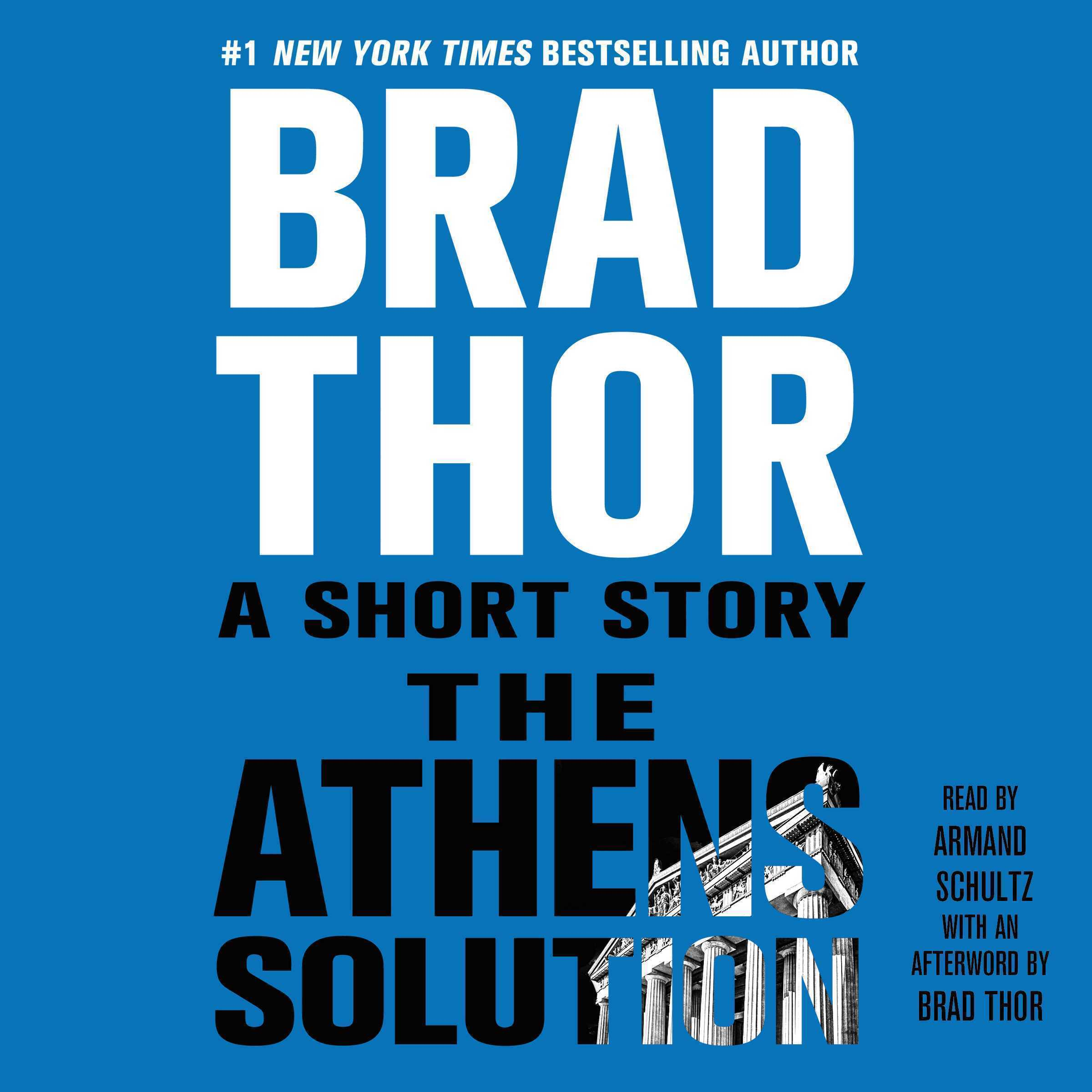 Printable The Athens Solution: A Short Story Audiobook Cover Art