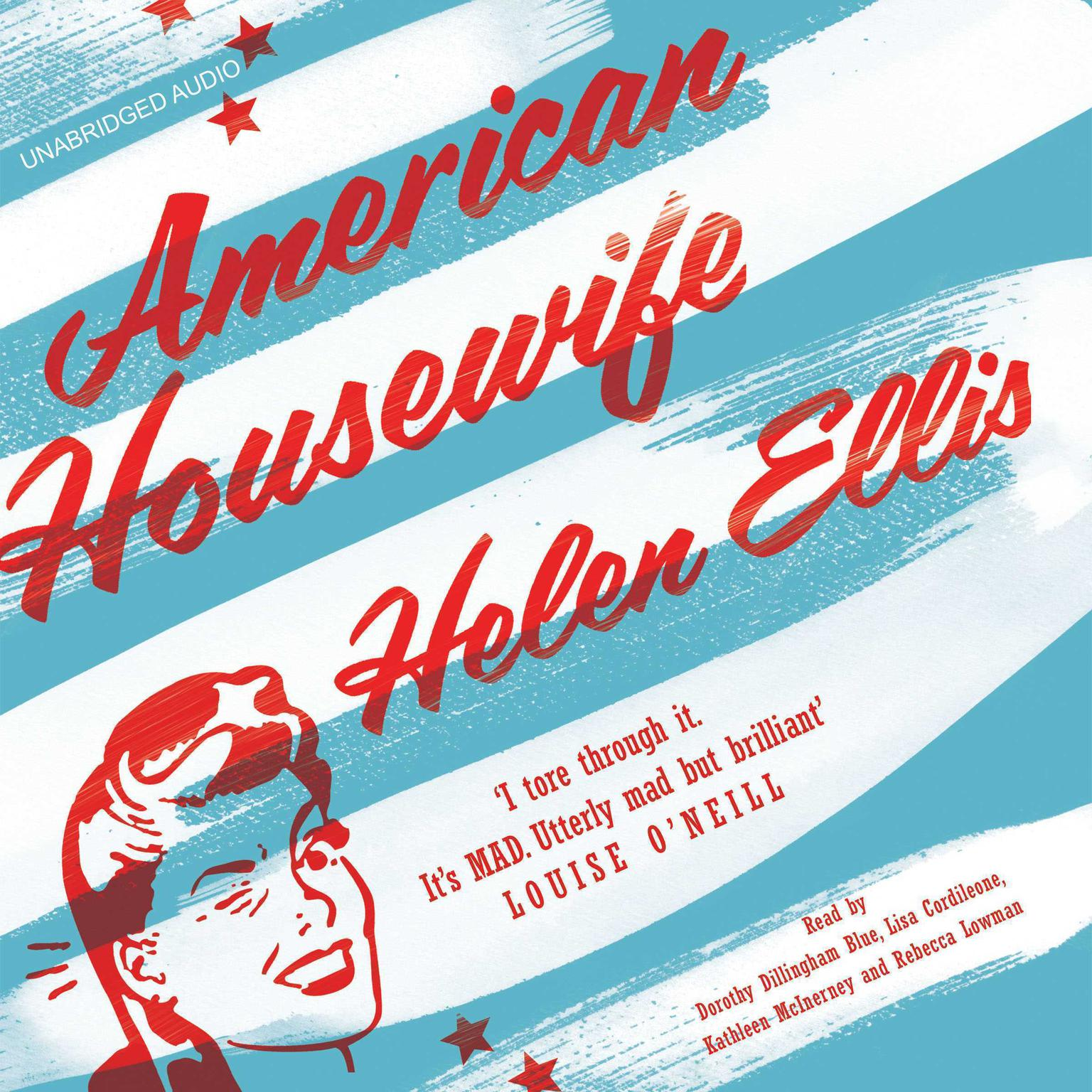 Printable American Housewife Audiobook Cover Art