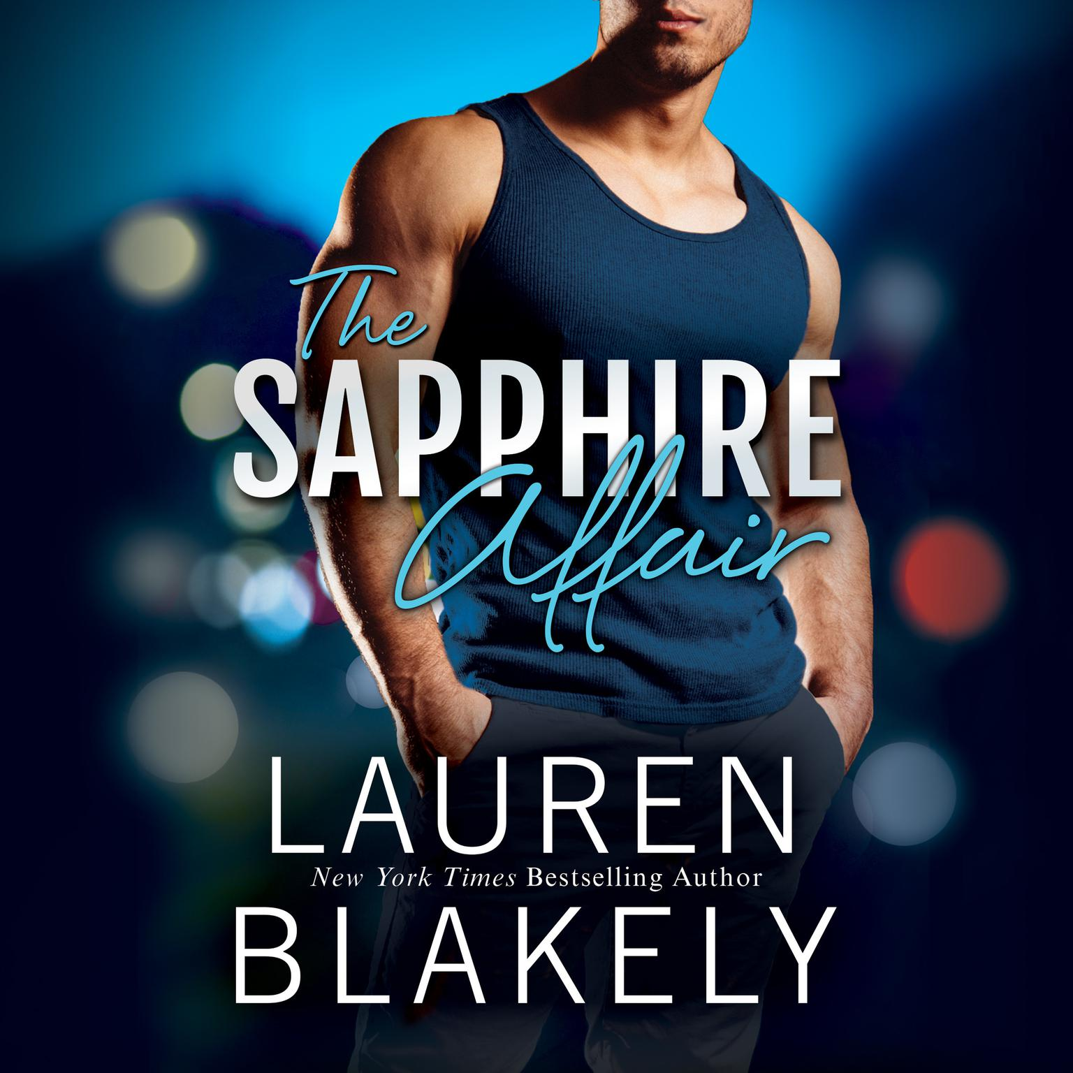 Printable The Sapphire Affair Audiobook Cover Art