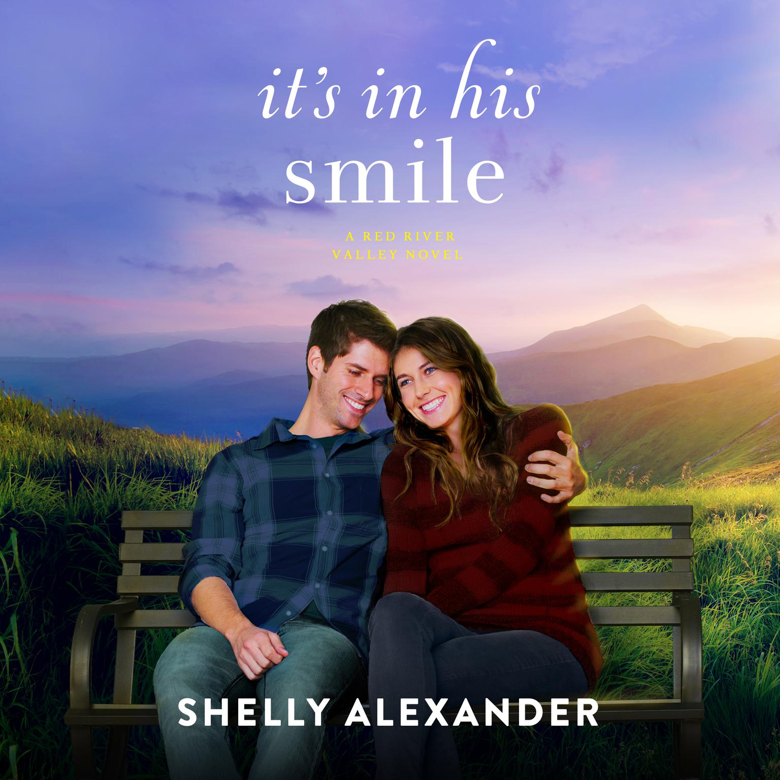 Printable It's In His Smile Audiobook Cover Art