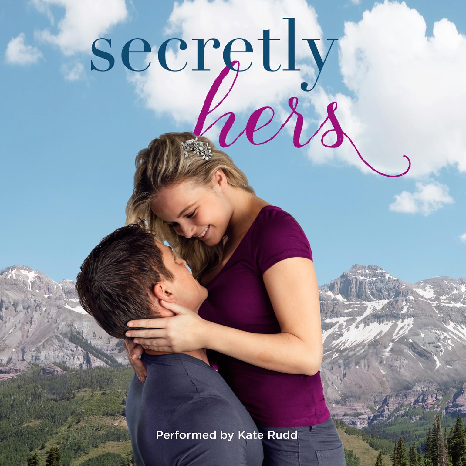 Printable Secretly Hers Audiobook Cover Art