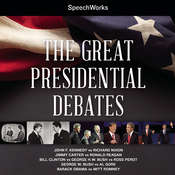 The Great Presidential Debates Audiobook, by SpeechWorks