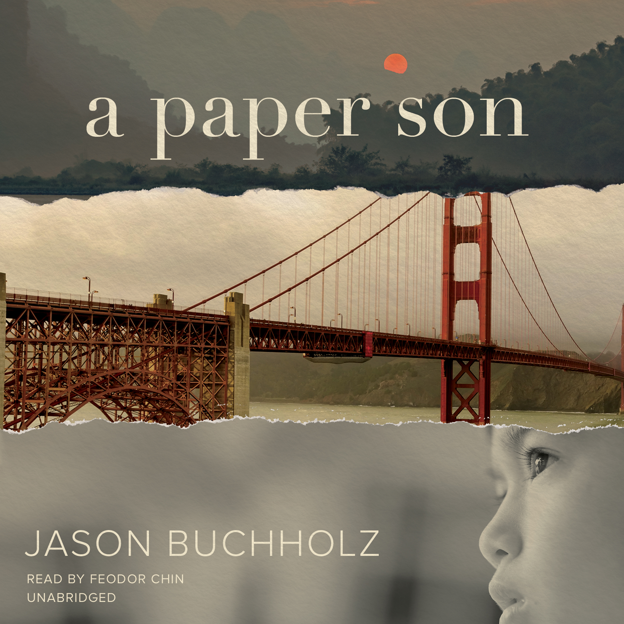 Printable A Paper Son Audiobook Cover Art