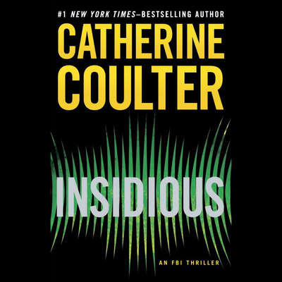 Insidious Audiobook, by Catherine Coulter