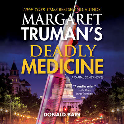 Deadly Medicine Audiobook, by Donald Bain