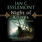 Night of Knives, by Ian C. Esslemont