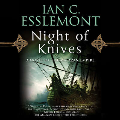 Night of Knives Audiobook, by Ian C. Esslemont