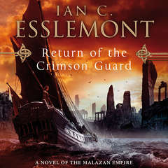 Return of the Crimson Guard Audiobook, by Ian C. Esslemont