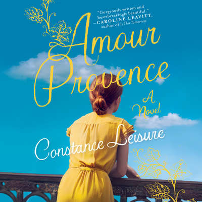 Amour Provence: A Novel Audiobook, by Constance Leisure