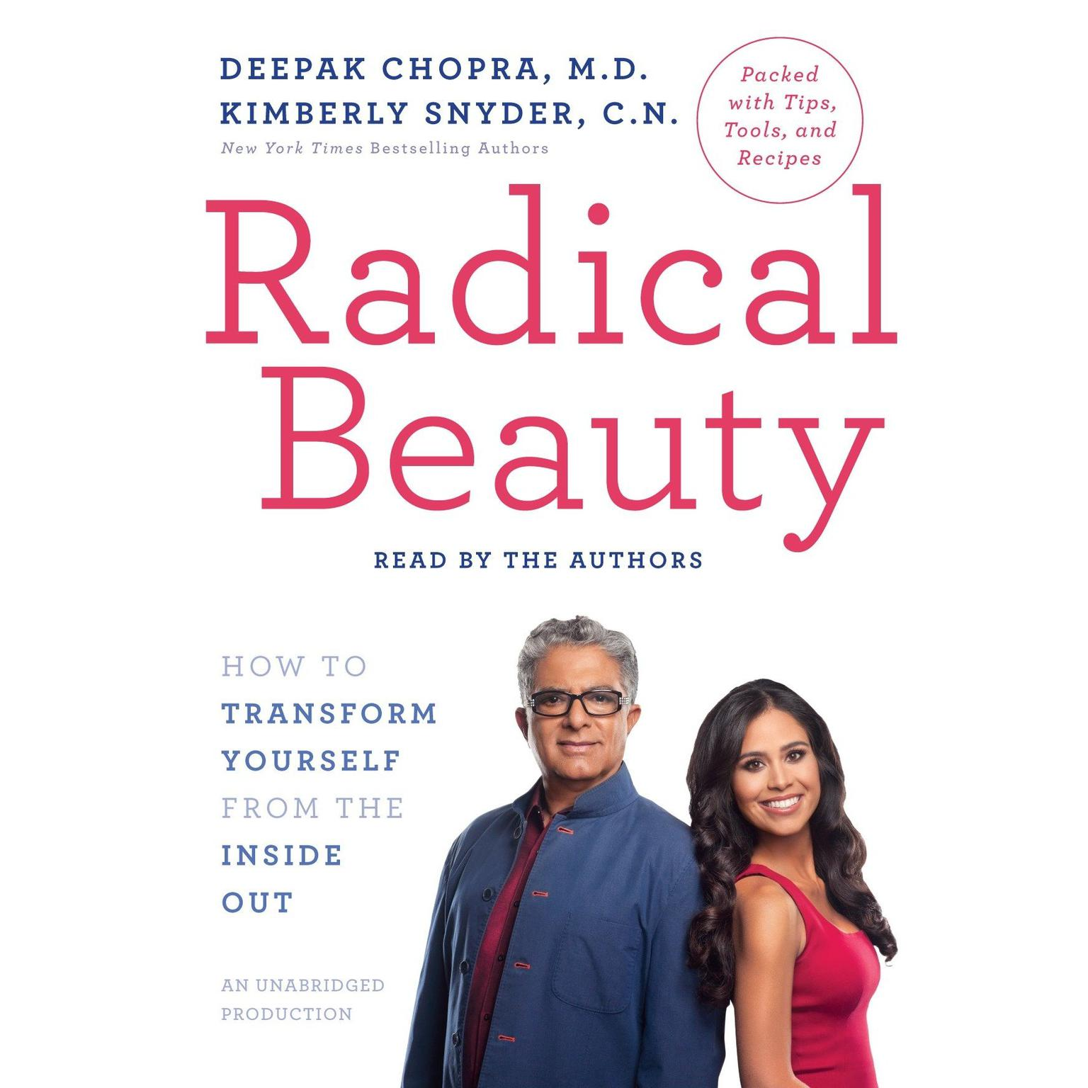 Printable Radical Beauty: How to Transform Yourself from the Inside Out Audiobook Cover Art