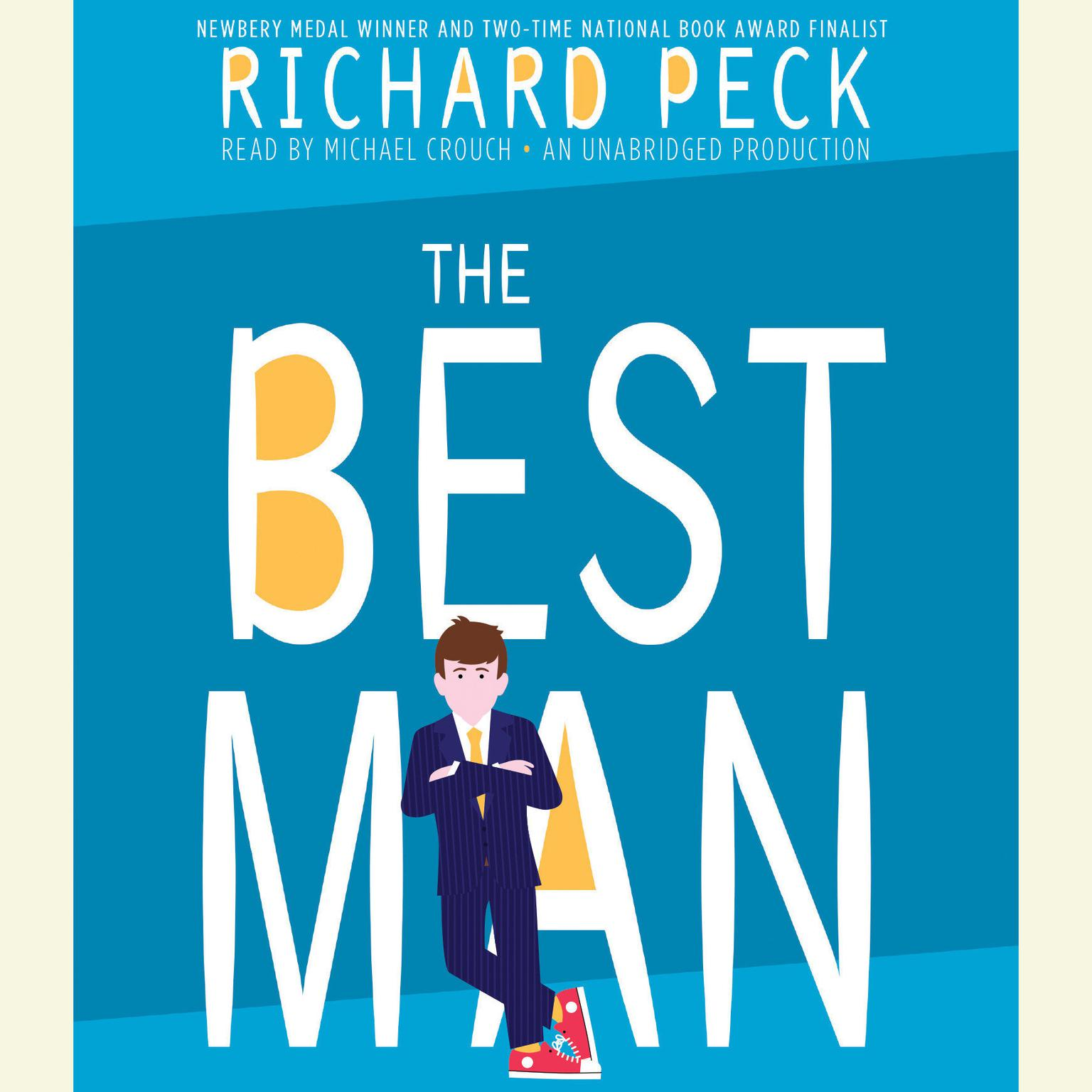 Printable The Best Man Audiobook Cover Art