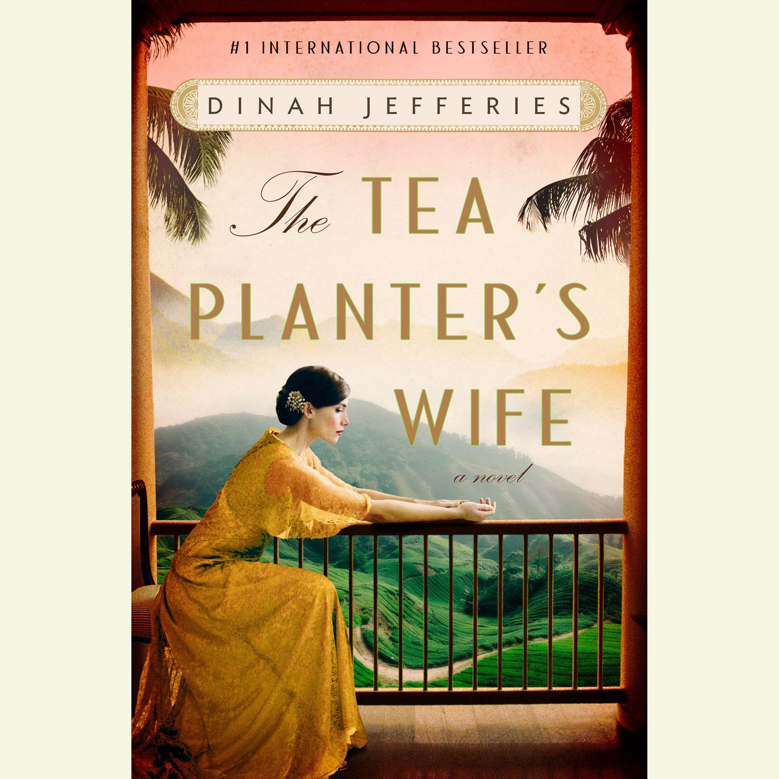 Printable The Tea Planter's Wife: A Novel Audiobook Cover Art