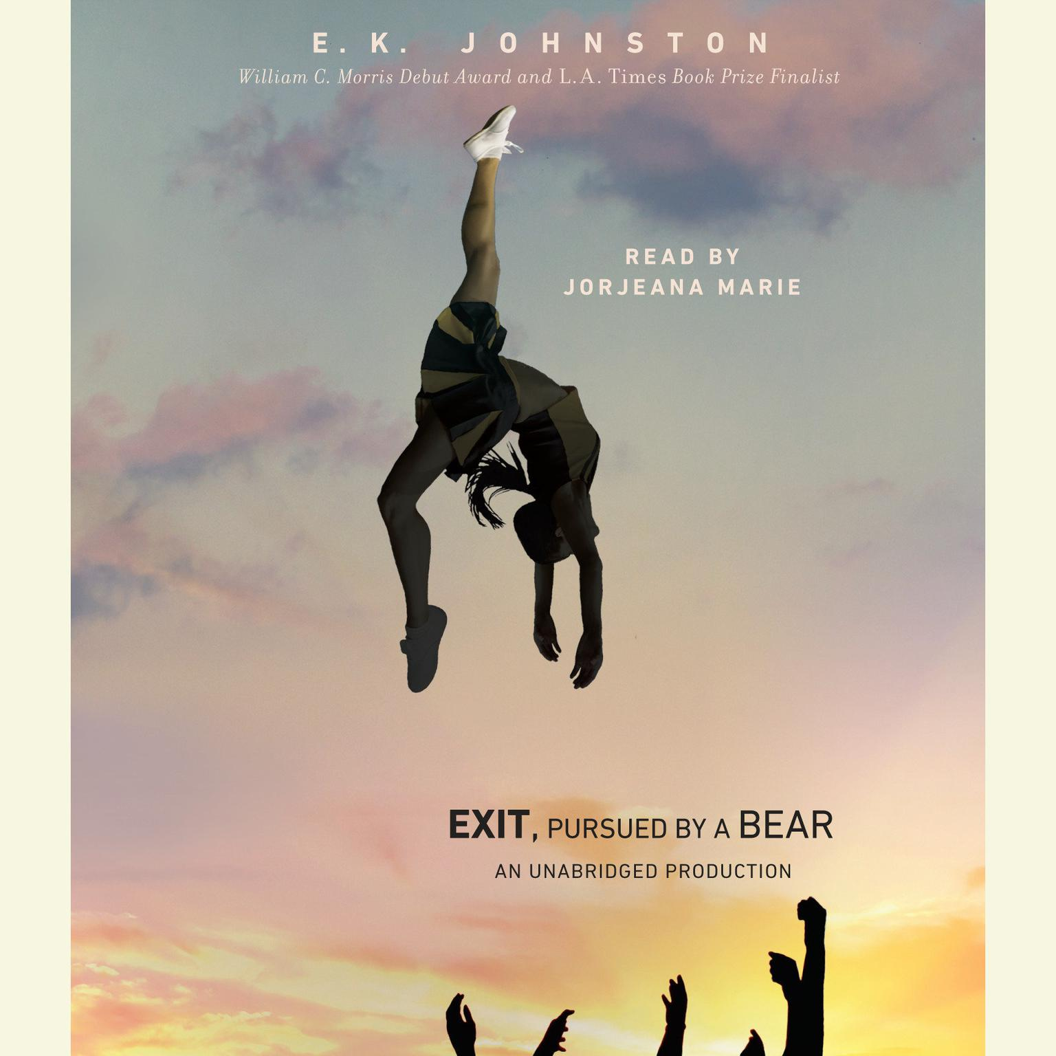 Printable Exit, Pursued by a Bear Audiobook Cover Art