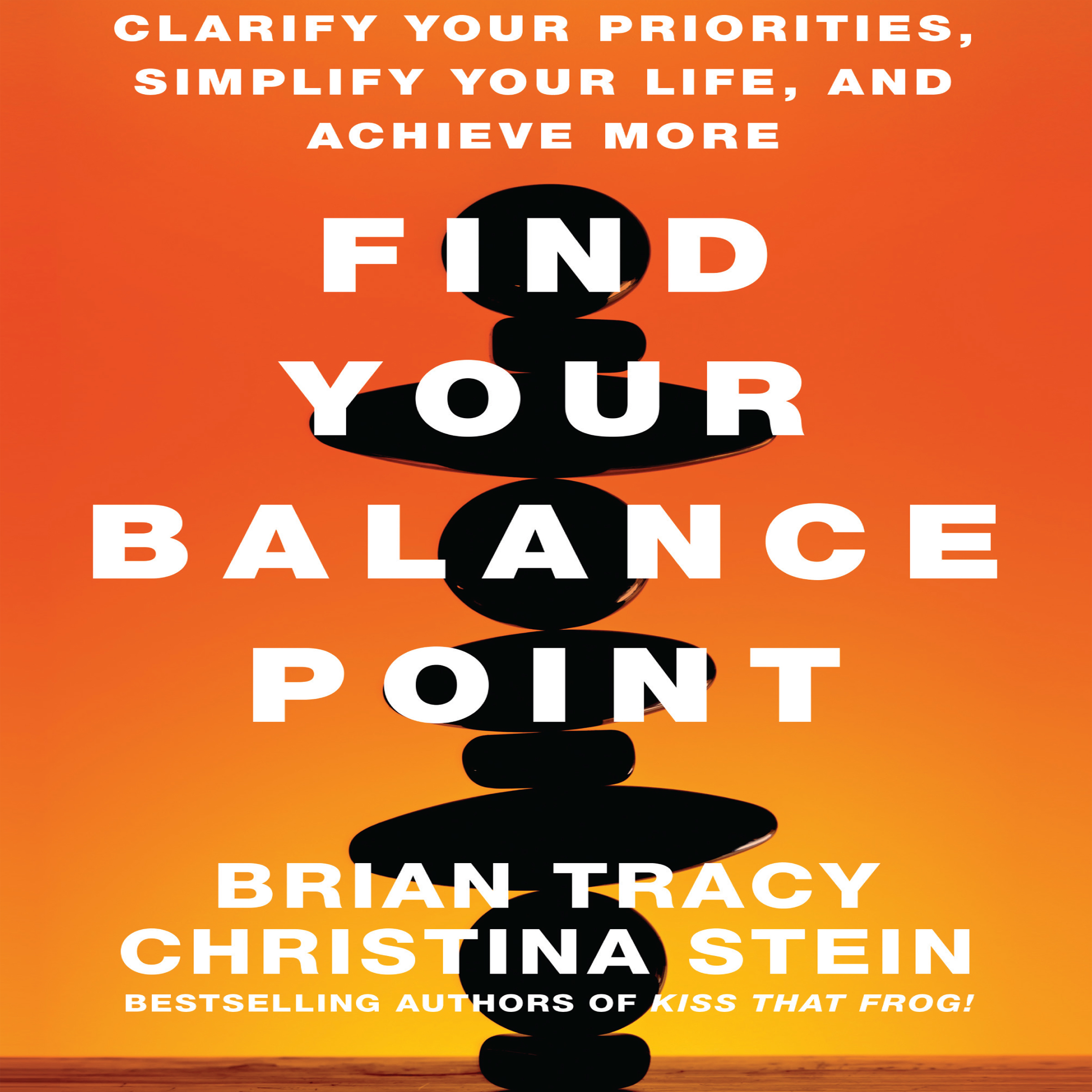 Printable Find Your Balance Point: Clarify Your Priorities, Simplify Your Life, and Achieve More Audiobook Cover Art