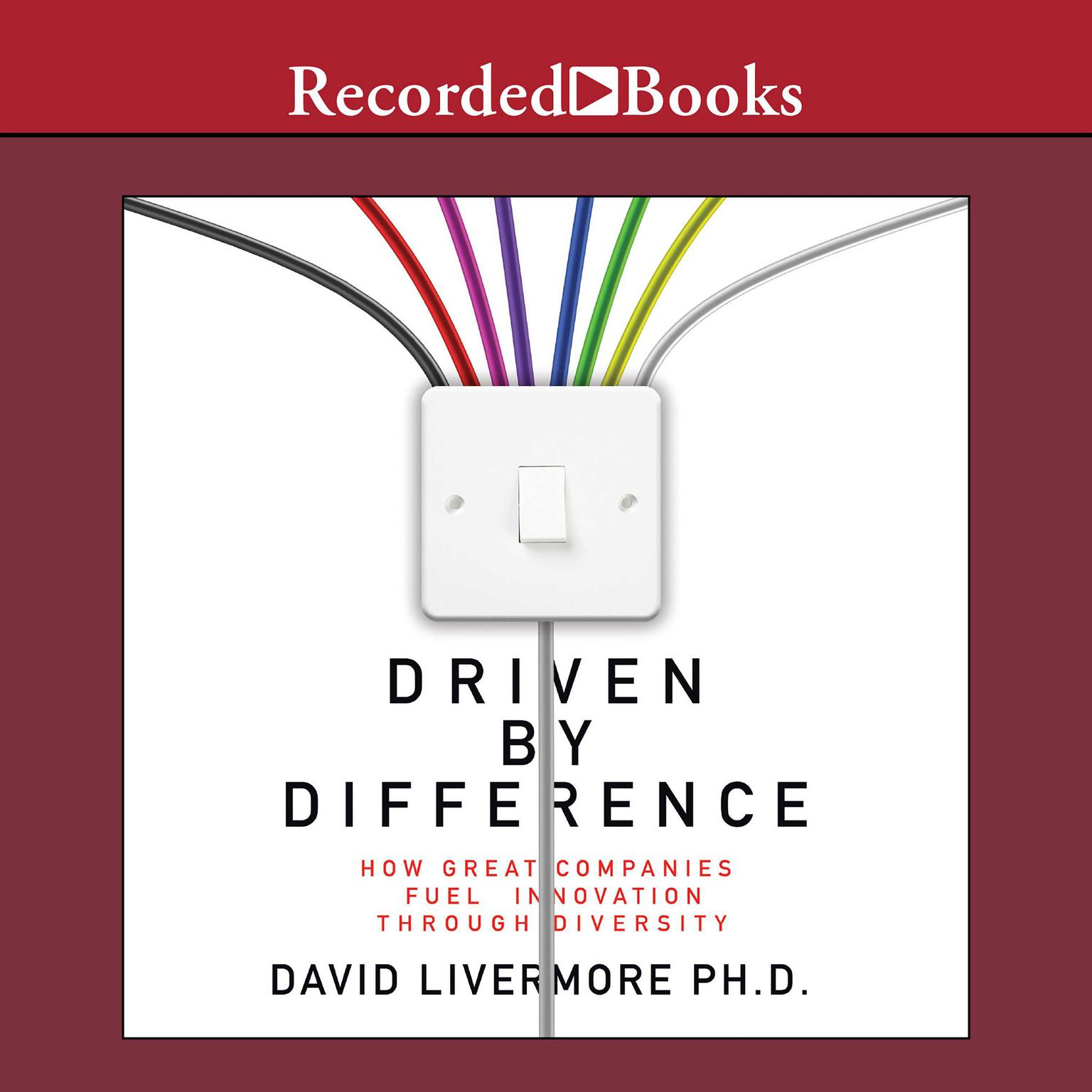 Printable Driven by Difference: How Great Companies Fuel Innovation through Diversity Audiobook Cover Art