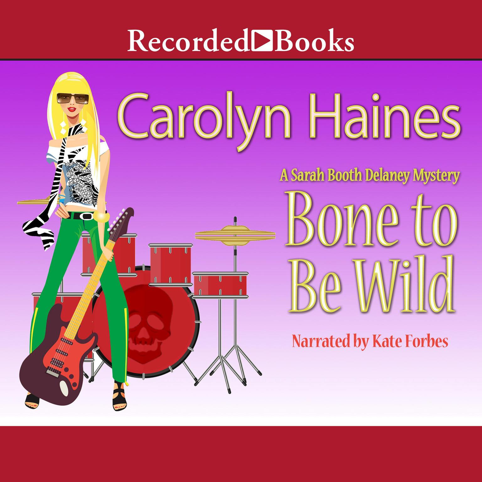 Printable Bone to Be Wild Audiobook Cover Art