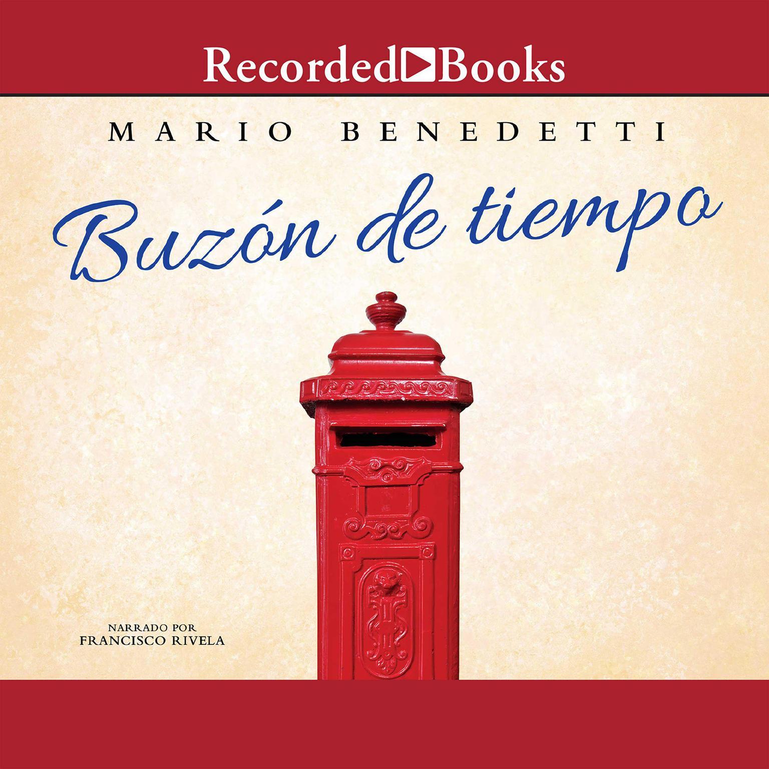 Printable Buzón de tiempo Audiobook Cover Art