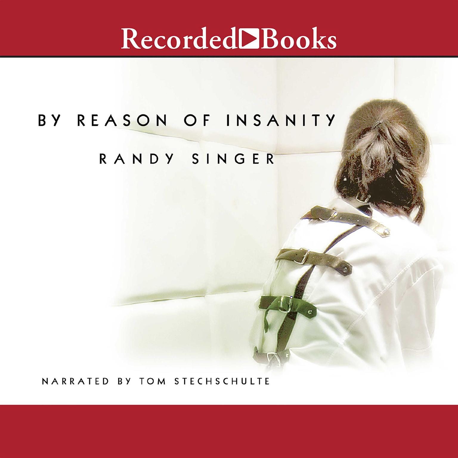 Printable By Reason of Insanity Audiobook Cover Art